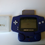 Nintendo Gameboy Advance games console + pit fighter game etc @sold@